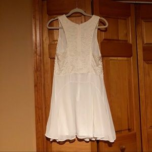 New Look Dresses - White Lace dress